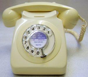 Ivory 746 telephone