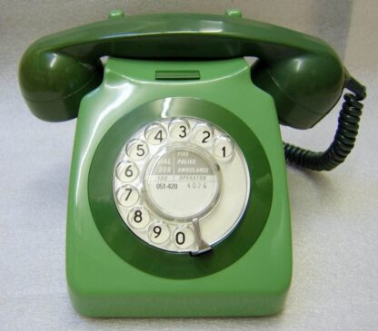 Green 746 telephone