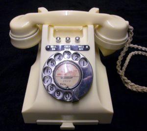 314 telephone Ivory