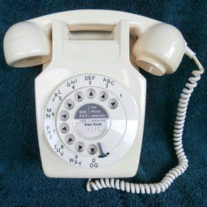 Ivory 711 telephone