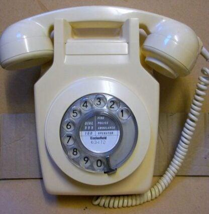 Ivory 741 telephone
